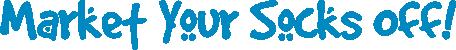 Market Your Socks Off Logo
